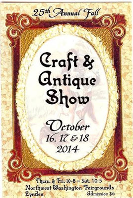Fall Craft and Antique Show